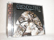 CD FRIENDLY FIRES: Debut-Album 2008 Indie-Rock Electronica Dance-Rock Interpol