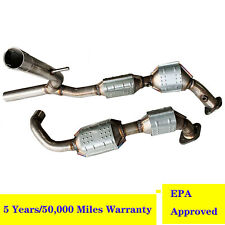 Catalytic Converters for 2004 2005 Ford F150 5.4L 4WD EPA OBD Approved