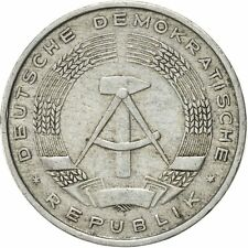 [#419868] GERMAN-DEMOCRATIC REPUBLIC, 10 Pfennig, 1965, Berlin, TTB+, Aluminium