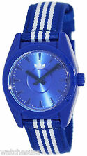 Adidas ADH2790 Santiago Mini Blue Dial Nylon Strap Women's Watch