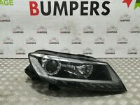 VW PHAETON 2010 - 2016 GENUINE DRIVERS RIGHT SIDE XENON HEAD LIGHT LAMP