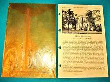 1939 Benedict Arnold Mount Pleasant Fairmount Park Philadelphia PA Collectaguide