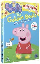 Peppa Pig: The Golden Boots (DVD)