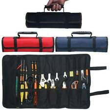 22 Pockets Roll Up Tool Storage Bag Pouch Spanner / Wrench / Screwdriver /Pliers