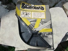 Old School ATB Polypropylene Bash Guard for Sprocket Chainwheel, Made in USA