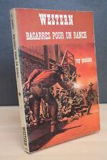 WESTERN N° 126 BAGARRES POUR UN RANCH  Ray Gaulden (Masque Champs Elysées) 1975