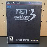 Marvel vs. Capcom 3:Fate of Two Worlds Special Edition-W/artbook(PlayStation 3)