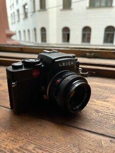 Leica R4 + Summicron-R 50mm
