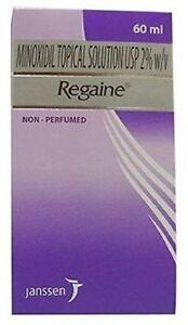 Regaine for Women Regular Strength 60ml Minoxidil 2% Scalp Solution Hair Loss