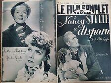 """LE FILM COMPLET 1937 N 2032 """" NANCY STELLE A DISPARU """": avec VICTOR MC LAYLEN"""