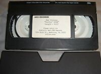 RAY STEVENS Surfin' U.S.S.R promo only VHS video cassette tape MUSIC VIDEO ussr