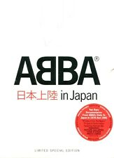 ABBA IN JAPAN 2 DISC LIMITED SPECIAL EDITION DVD