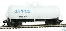 WALTHERS PROTO HO 40' 16,000 Gallon Tank Car Cyprus AMMX #14204 920-100129