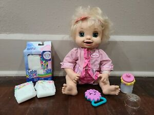 Baby Alive Learn to Potty Doll and Accessories Set