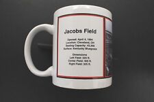 Brand New Jacobs Field Cleveland Indians Panoramic Coffee Mug *Go Tribe*