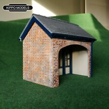 More details for g scale station ticket office and waiting area gauge 3