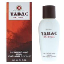 Tabac Original Pre Electric Shave Lotion 150ml Men's - For Him NEW.