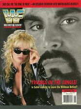 WWF MAGAZINE SEPTEMBER 1997 SABLE, THE WILDMAN