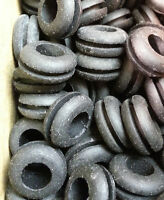 Rubber Grommet # 221 Pack of 20  A=9/16, B=9/32, C=1/4, D=1/16, E=3/8 in.