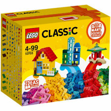 Two Lego Classic Sets - 10703 & 10715 Creative Builder Boxes (wb44)