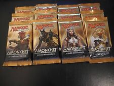 MTG MAGIC LOT DE 12 BOOSTERS AMONKHET EN ANGLAIS