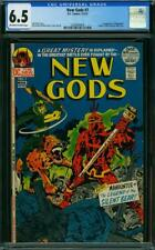 NEW GODS 7 CGC 6.5 COW PAGE 1ST APPEARANCE  STEPPENWOLF ORIGIN OF ORION A5