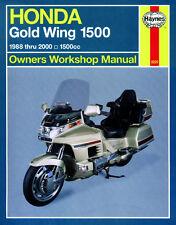 2225 Haynes Honda Gold Wing 1500 (1988 - 2000) Workshop Manual