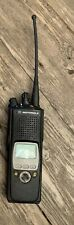 Motorola XTS 5000 Model II 700 / 800Mhz Two Way Radio  H18UCF9PW6AN