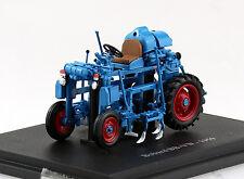 Bobard BB-VW blau 1959 Traktor 1:43 Hachette/UH Modellauto