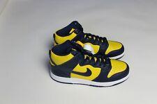 "Nike Dunk High SP ""Michigan"" Size 9 NIB"