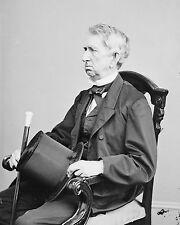 US Secretary of State William H. Seward Portrait New 8x10 US Civil War Photo