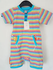 TU Striped 100% Cotton Babygrows & Playsuits (0-24 Months) for Boys