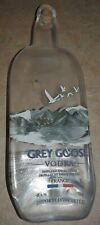 Authentic GREY GOOSE Hand Melted Bottle Cheeseboard Shooter Tray 750 ml