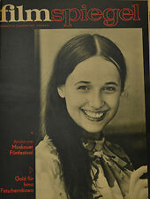 FILMSPIEGEL - 6. AGOSTO 1969 - IRINA PETSCHERNIKOWA (FS 288)