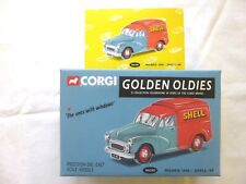 CORGI MORRIS 1000 SHELL / B.P. VAN 06501  [MINT AND BOXED]