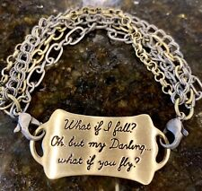 You Fly? Great w/ Lenny and Eva Traditions Mixed Metal Link W What If