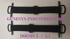 JDSU ACTERNA DSAM REPLACEMENT TABS POSTS THAT CONNECTS TO STRAPS DOCSIS 3 METERS