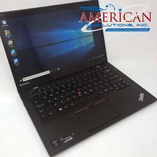 Lenovo X1 Carbon - Touchscreen - i5 CPU - 8GB RAM - 256GB SSD - Windows 10 Pro