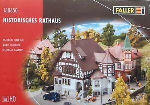 FALLER 130650 H0 Historisches Rathaus OVP + NEU