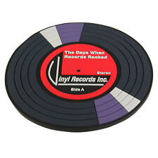 LONG TERM OOS Vinyl Record Coaster. Cool Retro Music Gift For Him and Her