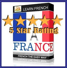 Learn French Audio CD Complete French Language Course  Learn to speak ✅
