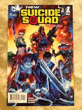 New Suicide Squad #1 - DC Comics - 2014 Series