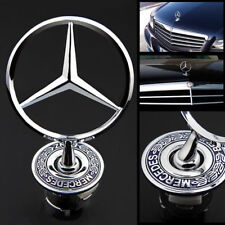MERCEDES BENZ Front Star Bonnet Hood Badge Emblem Logo Spring Mounted W204 W211