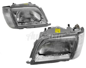 MERCEDES BENZ SL CLASS W129 HEADLIGHT HALOGEN RIGHT AND LEFT SIDE GENUINE NEW