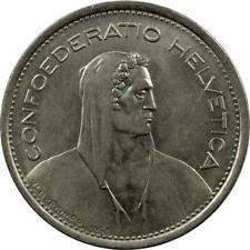 SWITZERLAND - 5 FRANCS - 1968 - WILLIAM TELL