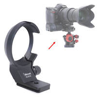 74mm Tripod Mount Adapter Collar Ring for Nikon AF-S 28-300 F3.5-5.6G ED VR Lens