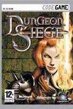 PC Dungeon Siege Nuevo Precintado Pal España Fisico