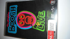 THE MIGHTY BOOSH LIVE DVD SET