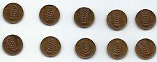 5 Centesimi SPIGA 1931 qFDC
