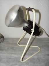lamp desk light Vintage machine age RETRO mid century bauhaus philips antique